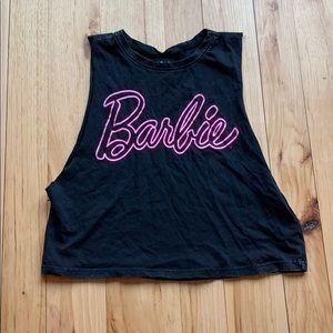 Barbie crop top